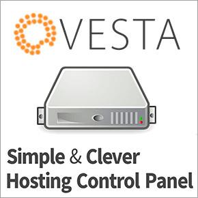 Cài đặt Vesta Control Panel